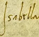 Isa signature